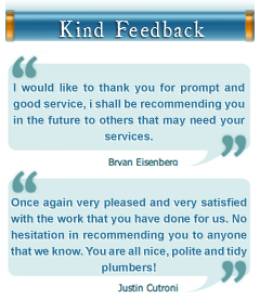 kind feedback from our clients